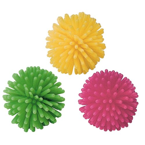 Pa 5402 Rubber Squash Ball For Cats Mixed Colours 3.5cm