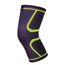 Sports Kneepad Running Non-slip Knee Brace Climbing Knee Brace, Yellow