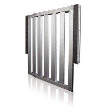 Lindam Numi Aluminium Stair Gate 66-101cm