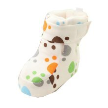 Baby Soft Anti-slip Pre-walker Shoes Infant Warm Shoe