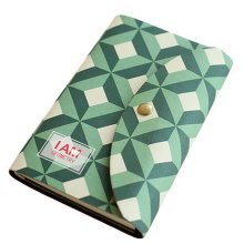 Forests Featured Notebook - Travel Plans This - Creative Stationery Diary--Green