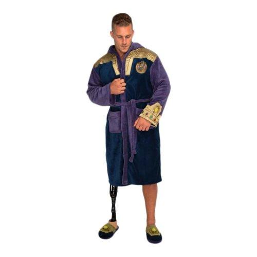 Marvel Avengers Thanos Fleece Dressing Gown on OnBuy 0cd94ada1