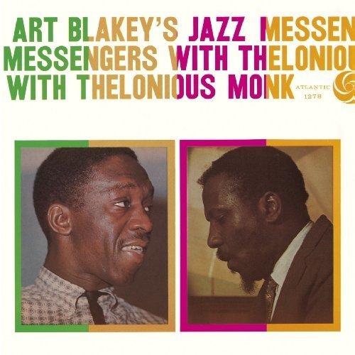 Art Blakey and Thelonious Monk - Art Blakeys Jazz Messengers W [CD]