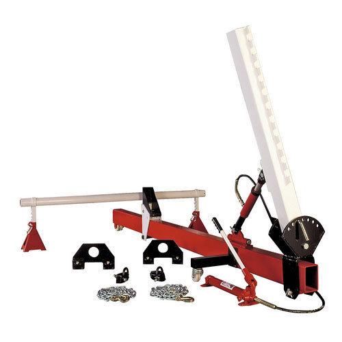 Sealey DZRE92/C 10tonne Straightener Kit with Variable Tilt