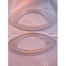 1 Pair of Plastic Bag Handles