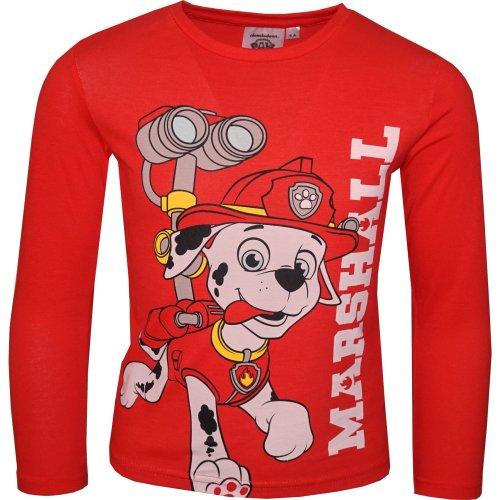 Boys Paw Patrol Long Sleeve T-Shirt / Top