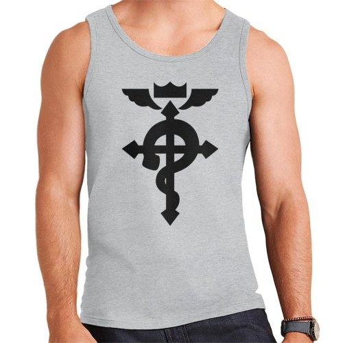 Fullmetal Alchemist Logo Chibi Men's Vest