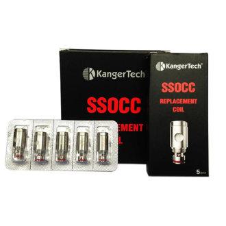 KangerTech Coil (SSOCC) 1.2? 5pk