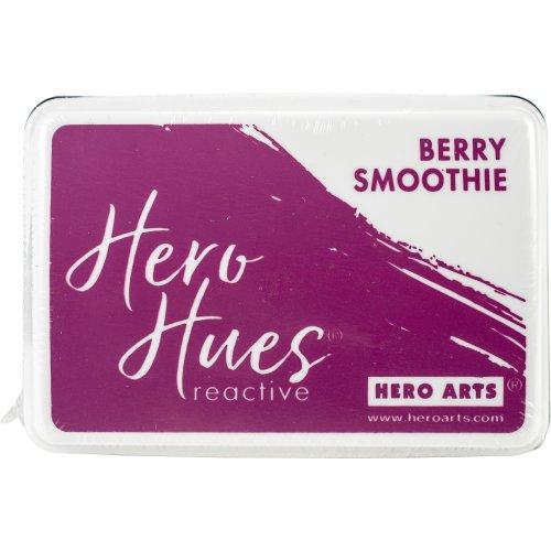 Hero Hues Reactive Ink Pad-Berry Smoothie