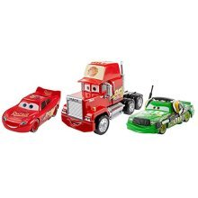 Disney Cars FBR77 Cars 3 Racing 3-Pack Vehicles