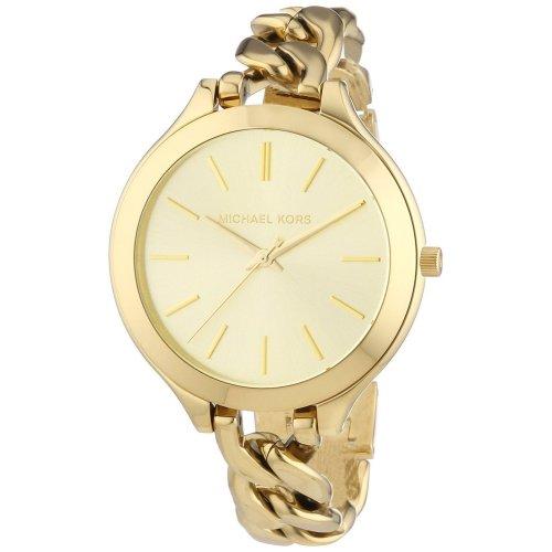 Michael Kors MK3222 Ladies' Gold Tone Watch
