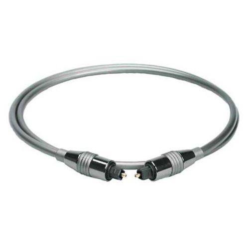 HOSA TECHNOLOGY INC. OPM303 Premium Toslink-Terminated Fiber Optic Cables 3-Ft
