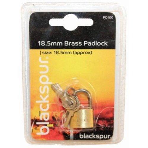 20mm Brass Mini Padlock