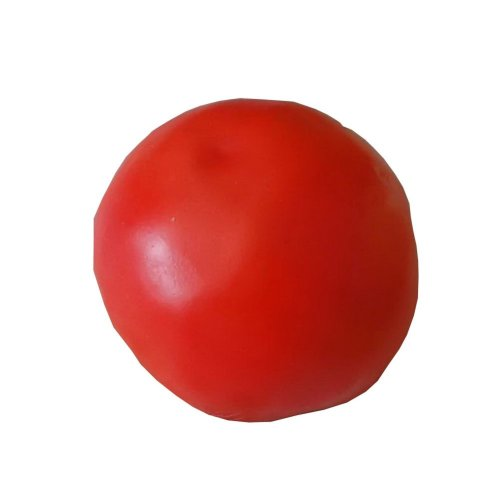 Set of 4 Glamorous Manmade Kitchen Table Decoration Fruit Tomato 3.1'' Red
