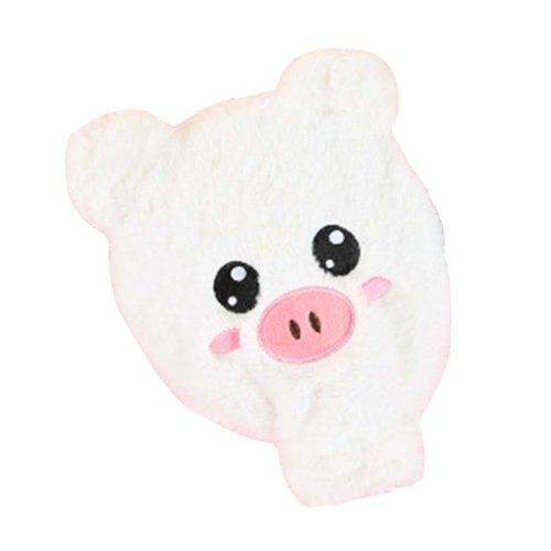 [Cute Pig] Small Plush Hot Water Bottle Cute Hot Water Bag Mini Hot Water Bottle