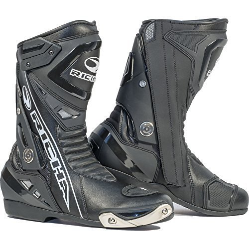 Richa Blade Black Waterproof Motorcycle Boots