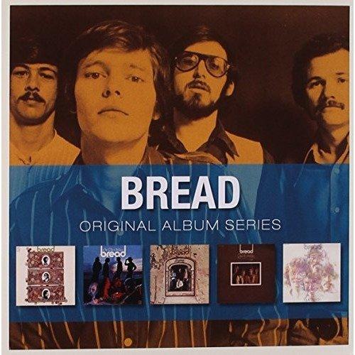 Bread - Original Album Series (5 Pack) [CD]