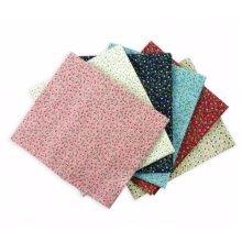 Fat Quarter Bundle - 100% Cotton - Jasmine - Pack of 6