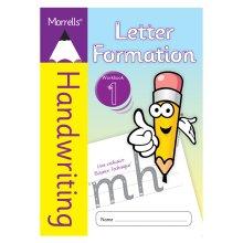 Morrells Handwriting Letter Formation Workbook 1