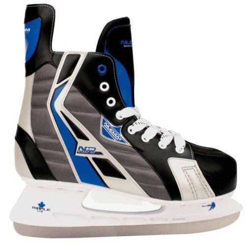Nijdam Ice Hockey Skates Size 46 Polyester 3386-ZBZ-46