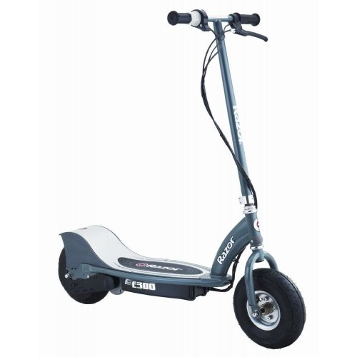 Razor E300 Kids Child's Electric Ride On 24V Battery Scooter Matt Grey 15MPH