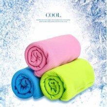 30x90cm Summer Iced Towels Outdoor Sport Magic Microfiber Cooling Towel