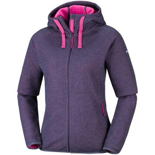 Columbia Womens Pacific Point Full Zip Hoodie Nocturnal (X-Small UK8)