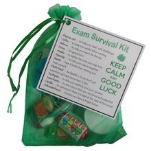 Exam Survival Kit | Novelty Good Luck Exam Gift