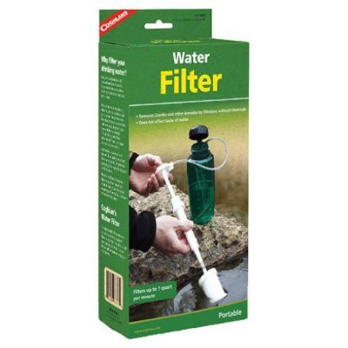 Coghlans Camping Water Filter