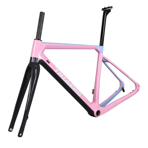ICAN Gravel Bike Frame GRA02