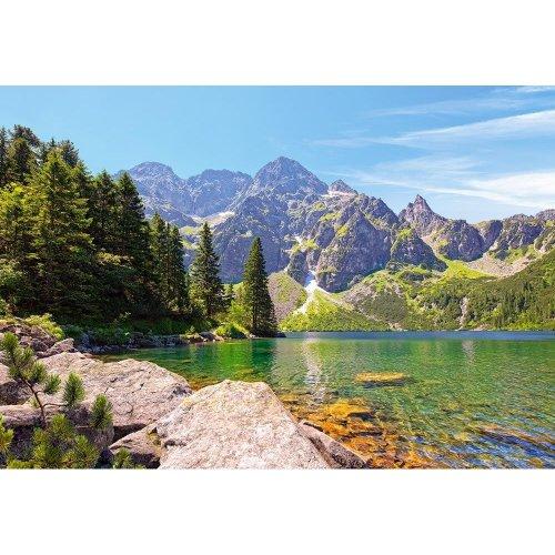 Csc102235 - Castorland Jigsaw 1000 Pc - Morskie Oko Lake, Poland