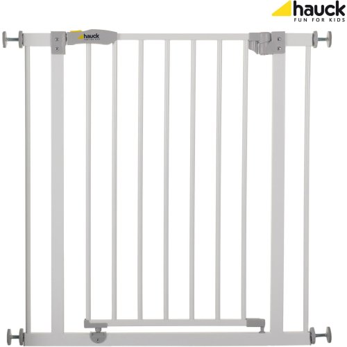 Hauck Open N Stop Safety Gate - white