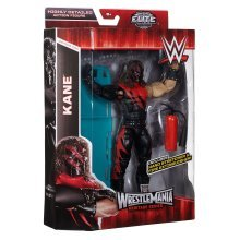 WWE Mattel Elite Wrestlemania 31 Heritage Series Kane Wrestling Figure New