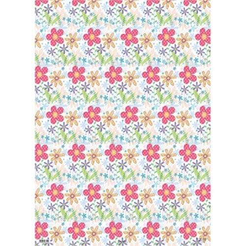 Simon Elvin Floral Gift Wraps (24 Sheets)