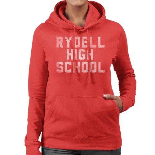 Grease Rydell High School Women's Hooded Sweatshirt