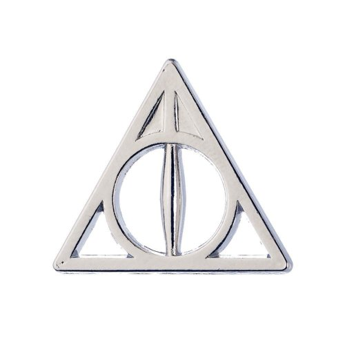 Harry Potter Deathly Hallows Badge