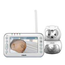 Vtech Owl Pan & Tilt Baby Monitor Bm4600
