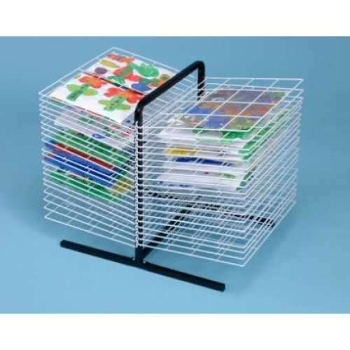 40 Shelf Table Top Art Drying Rack (A1165)