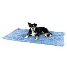 Trixie 28672 Thermo-blanket 100 75cm Grey - Thermoblanket 75cm Dog Sizes -  trixie grey 28672 thermoblanket 100 75 cm dog sizes