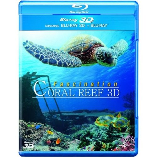 Fascination Coral Reef 3d