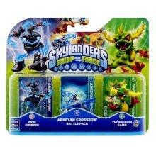 Skylanders Swap Force - Arkeyan Crossbow - Battle Pack Xbox 360 PS3  Wii U 3DS
