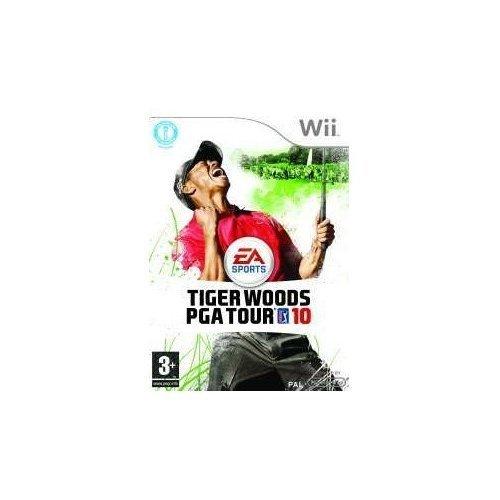 Tiger Woods PGA Tour 10 Solus [no motion plus] (Wii)