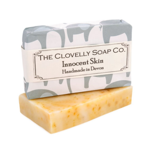 CLOVELLY SOAP CO Innocent Skin Soap 100g