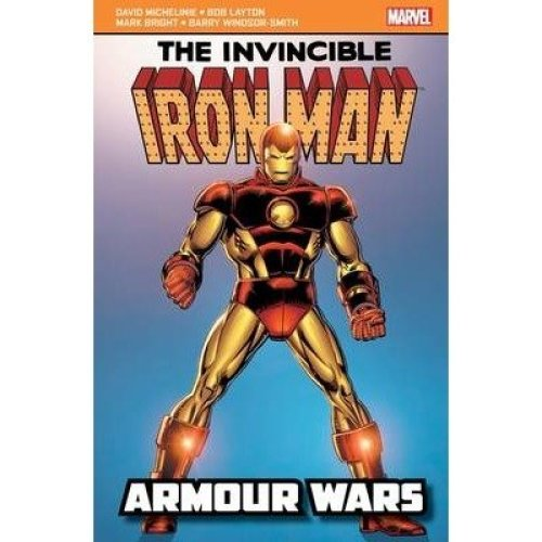 Iron Man: Armour Wars