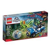 LEGO Jurassic World 75916: Dilophosaurus Ambush