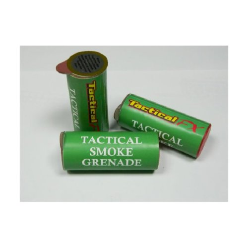 Tactical FX Tactical Smoke Grenade | Tactical Smoke Grenade