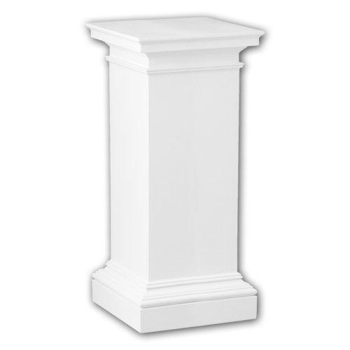 Profhome114003 Full column pedestal Column Deco  element