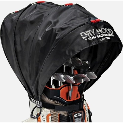 Golf Bags Covers   Sun Mountain Dry Hood Golf Bag Rain Cover