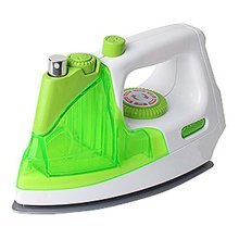 Cute Child Simulation Electronic Toy Mini Simulation Home Appliances-Green