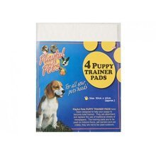4 Puppy Trainer Pads - Absorbent Dog Training Wee Sheets Carpet Cat Toilet -  puppy pads absorbent trainer dog training wee sheets carpet cat toilet